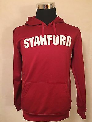 NCAA Stanford Cardinal SML Therma-FIT Performance Hoodie NIKE