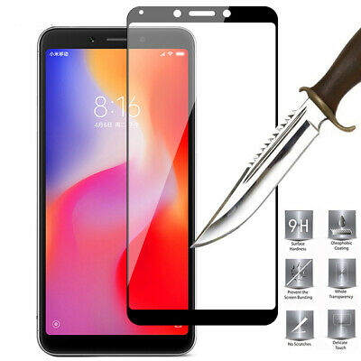 Full Cover Tempered Glass For Xiaomi Redmi Go Note 4X 7 Screen Protector Film