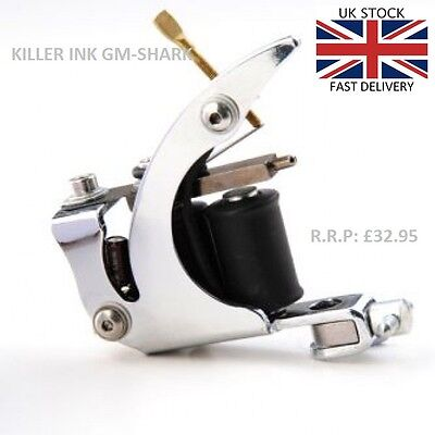 Tattoo Machines By Killer Ink Shark  Liner Or Shader   Uk Stock
