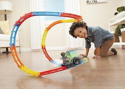 Little Tikes Tumble Train Set with Lights and Sounds NEW