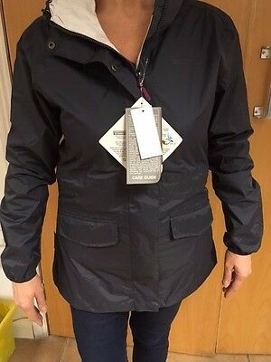 Mountain Warehouse Cloud Womens 2.5 Layer Jacket Size UK 14 New With Tags