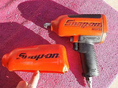 """Snap-On *mint!* 1/2"""" Drive Mg725 Super Duty Impact Wrench!"""