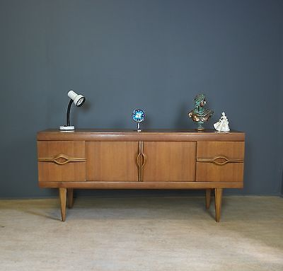 teak sideboard retro picclick uk. Black Bedroom Furniture Sets. Home Design Ideas