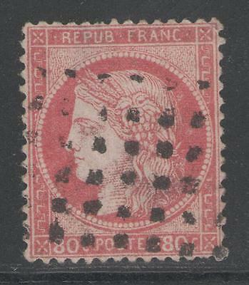FRANCE:  CERES  n°57 oblitéré gros points  (cote 70€)