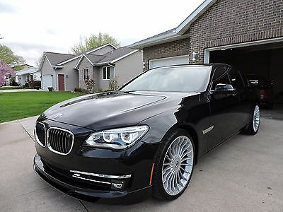 2013 BMW 7-Series  2013 BMW ALPINA B7