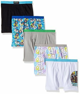 Marvel Big Boys' Guardians of the Galaxy 5 Pack Boxer Brief