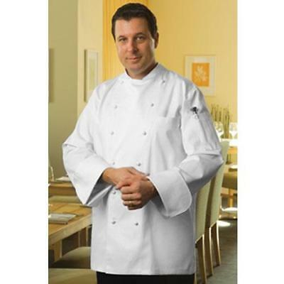Chef Works Henri Executive Chef Coat Jacket - White - All Sizes