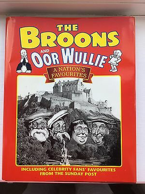 The Broons and Oor Wullie a Nations Favourites Annual 2000
