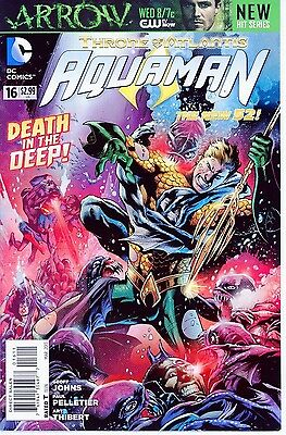 Aquaman #16 (Mar. 2013, DC)