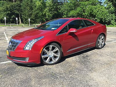 2014 Cadillac ELR  2014 Cadillac ELR with Luxury Package