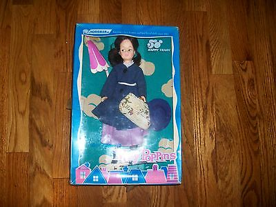 Disney's Mary Poppins The horsman Vinyl Doll 1973 RARE HTF