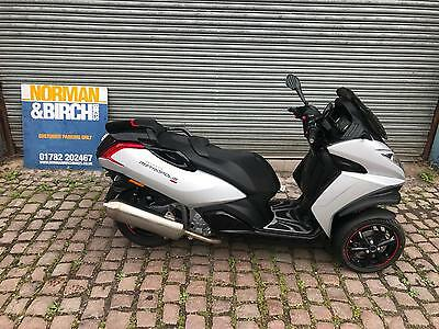Peugeot Metropolis 400cc 400i RS ABS TCS Scooter 3 wheel 2017MY 400i RS ABS TCS