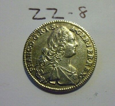 1752 Colonial Coin Restrike (lot #zz8)