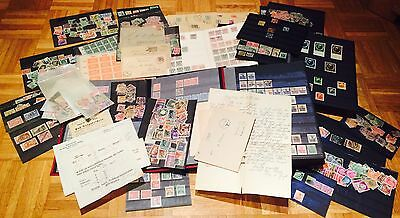 Old German Stamps - States - Colonies - Reich - mint & used - pre 1945