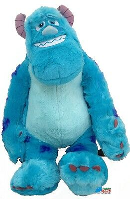 """Monsters University Mike and Sully 18"""" Plush Backpack Toy - Sully"""
