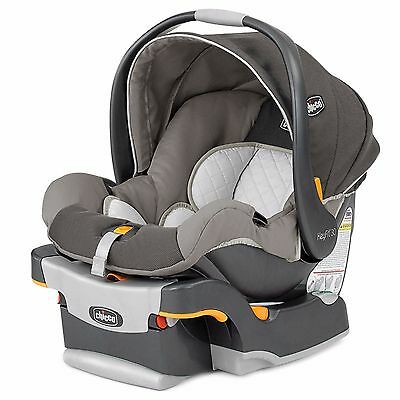 NEW Chicco Keyfit 30 Infant Baby Child Safety Car Seat & Base Papyrus 4 -30 lbs