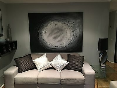 Abstract Canvas Wall Painting 165cm x 120cm x3cm