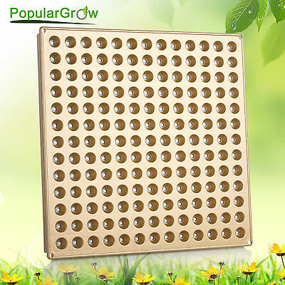 PopularGrow 45W spectrum LED Grow Light Hydroponic Indoor Plant bloom Panel lamp