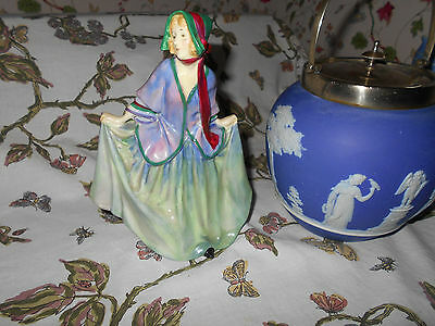 Royal Doulton Bone China Figurine Sweet Anne HN1318 Rare Colourway~Potted By~