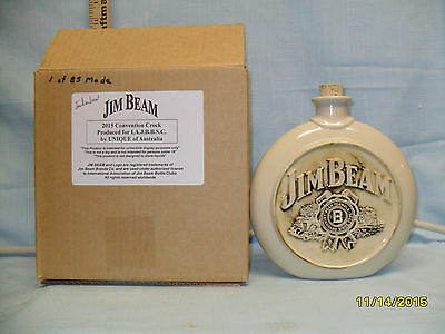Jim Beam Clubs 45th. Annual Women's Convention decanter