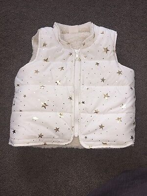 Seed Baby Girl Vest Size 0