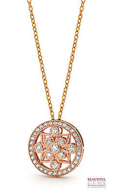 Pendant With 0.80 Carat Tdw Of Diamonds In 18Ct Yellow Gold -184805004