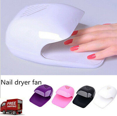 Professional Portable Mini Nail Dryer Personal Use Nail Polish Small Fan Dryer