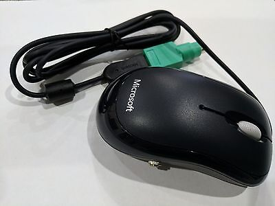 Switch Adapted Microsoft Basic Optical Mouse (Switch Interface)
