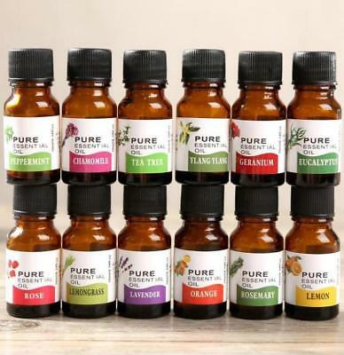 Rose Health 10ml Aromatherapy Scent Essential Oils 1 Pcs Pure Natural Lavender