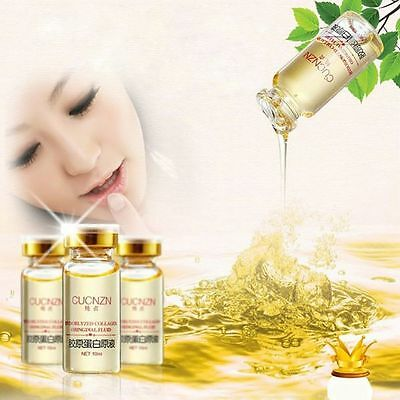 Anti-Wrinkle Anti Aging Pure Collagen Liquid Face Whitening Moisturizing Cream