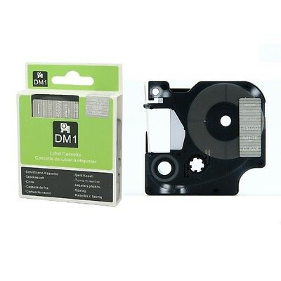 1x 2x 3x 5x D1 tape cartridge 45020 White on Clear 12mm for Dymo label manager