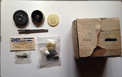 Rc 500 2 Speed Team Associated Vintage ( Delta Thorp Eagle Cook ) Rare 1/8