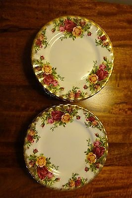Royal Albert Old Country Roses 15.5cm Teaplates
