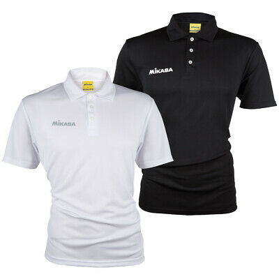 Mikasa AZYT Polo Shirt Unisex Herren Damen Volleyball Beachvolleyball Poloshirt