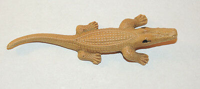 Celluloid Toy Alligator over 4 inches long USA (12546)