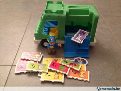 Camion fisher price Little people alphabet