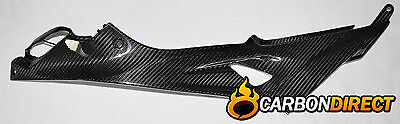Bmw S1000Rr 100% Carbon Fibre Tank Side Panels Infills Gloss Twill S1000R 15-17