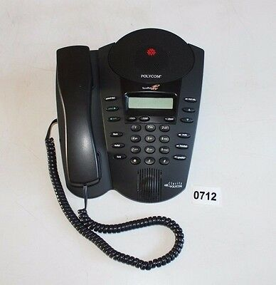 POLYCOM Soundpoint Pro SE-225 2 Line Conference Speaker Phone