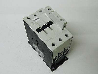 Moeller DILM50 3 polo 32kw 30hp Contactor 24vdc Coil.