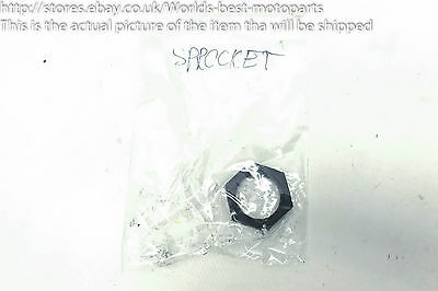 Ducati ST3 S (1) 06' Front Sprocket Nut