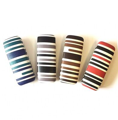 C23 Zebra Stripe Pattern Specs Reading Glasses Hard Case/Durable Protection Boxs