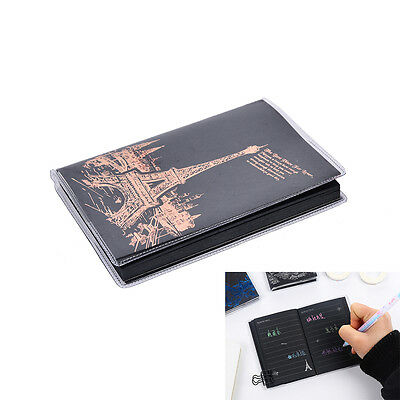 Tower Black Inside Page Notepad Paper Notebook Blank Notepad Journal Notebook RS