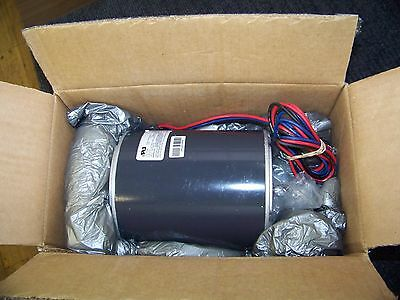 Service First Condenser Fan Motor 3/4 HP 208-230V 60HZ 1100 RPM 3 Phase MOT17379