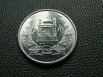 AFGHANISTAN   2  Afghani    2004    ( 1383 )   BRILLIANT  UNCIRCULATED