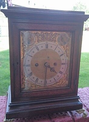 double fusee clock