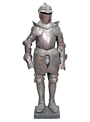 Italian Medieval / Renaissance Style Metal Short Suit of Armor
