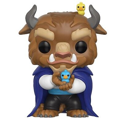 Funko POP! Vinyl Beauty and the Beast - Winter Beast - UK Seller