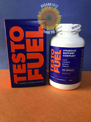 TESTO FUEL   Support Complex   AUTHENTIC & FRESH  Ships FREE SAME DAY  TESTOFUEL