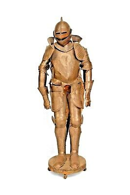 Italian Medieval / Renaissance Style Metal Small Suit of Armour
