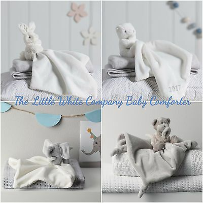 The Little White Company Baby Comforter Snuggle Blanket - RRP: £16